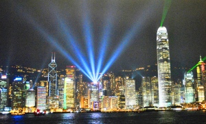 Hong Kong a cidade insone. Foto: Alfredo Savi