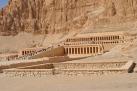 Vista de Longe do templo